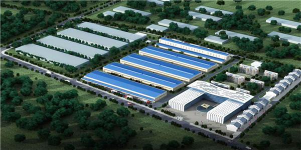 工业建筑设计,厂房车间